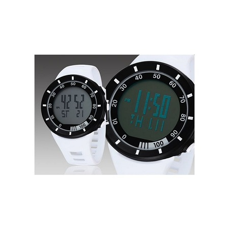 Ohsen White Linwood Kids Sport Watch