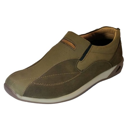 Greenhills Men Casual Shoes/05-10904 (DERBY-OLIVE)