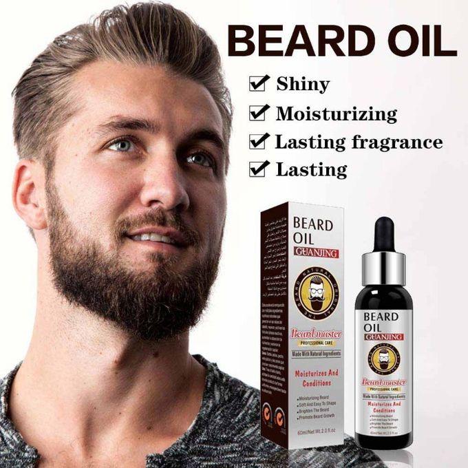 Original Guanjing Beard Oil With Natural Ingredients, Beard Master