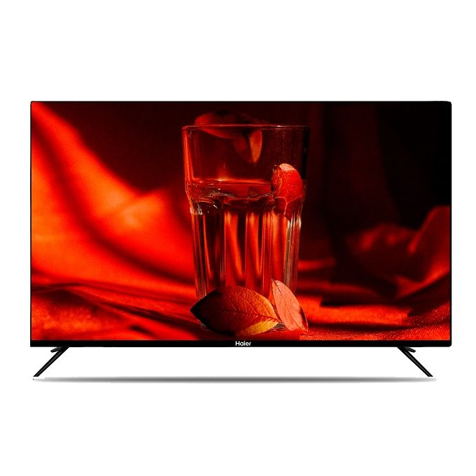 Haier 50inch H50B9600 Smart Android Ultra HD 4K TV - Black