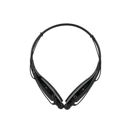 HBS-730 Wireless Bluetooth 4.0 Headset Earphone - Black