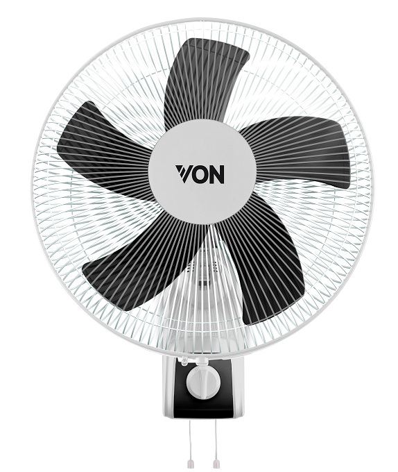 Von HFW660G/VSNC6610Y Wall Fan - Grey