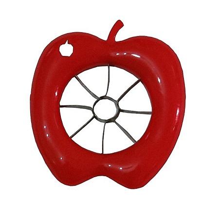 Apple Cutter & Corer-Red