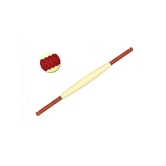 Chapati Rolling Pin Light With Side Gripe for Even Distribution