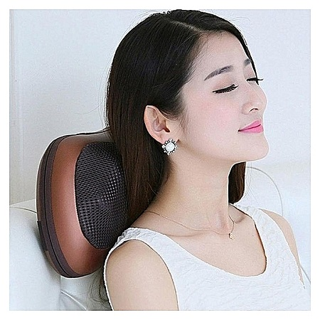 Home & car Massage Pillow Automobiles Home Dual-use Infrared Heating Massager