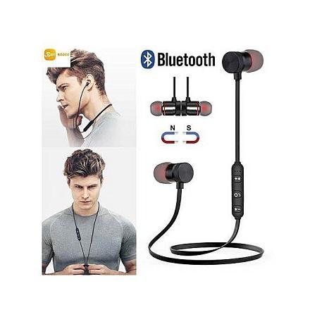 Bluetooth Earphones, Bluetooth Sport Magnetic Earphone