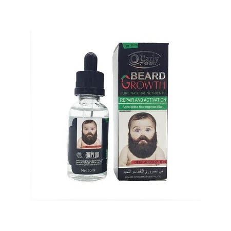 Carly O Carly Beard Growth Oil Repair And Activation