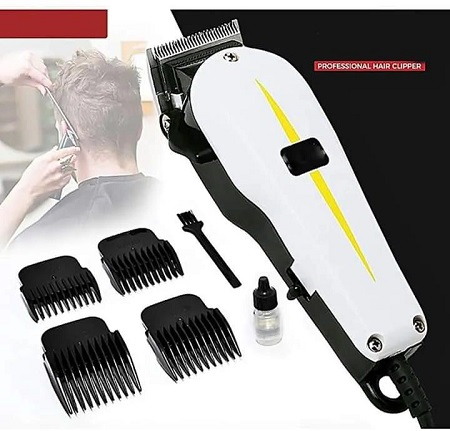Geemy Professional Hair Clipper Wired