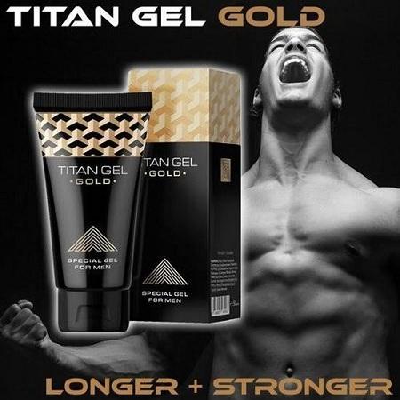 Titan Gel Men's Libido Boost Cream & Penis Enlargement