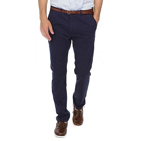 Navy Blue Superior Quality Khaki Pants
