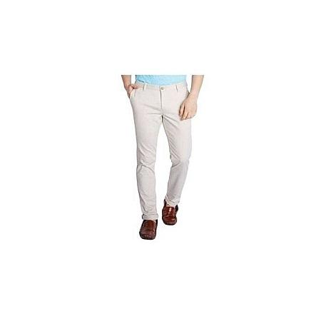 Off White Superior Quality Khaki Pants