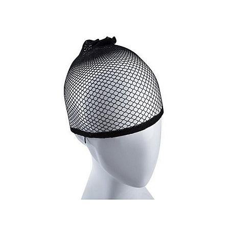 Flexible Weaving Cap Free size Cool Mesh Hair Net - Sleeping net
