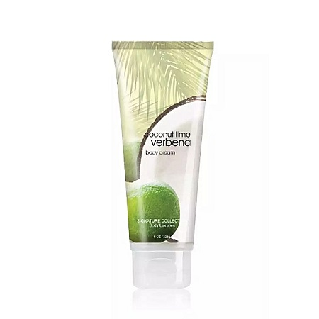 Body Luxuries coconut lime Body cream