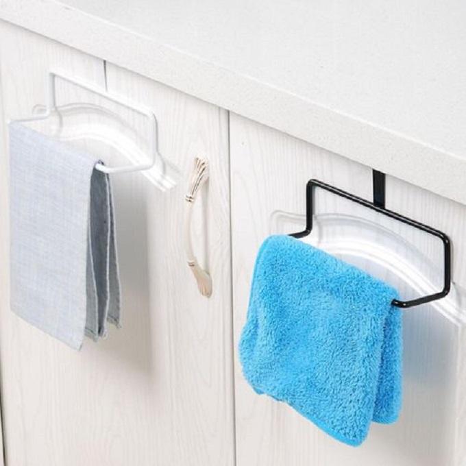 Generic Over the Cabinet Towel Bar Holder Rack Hanger