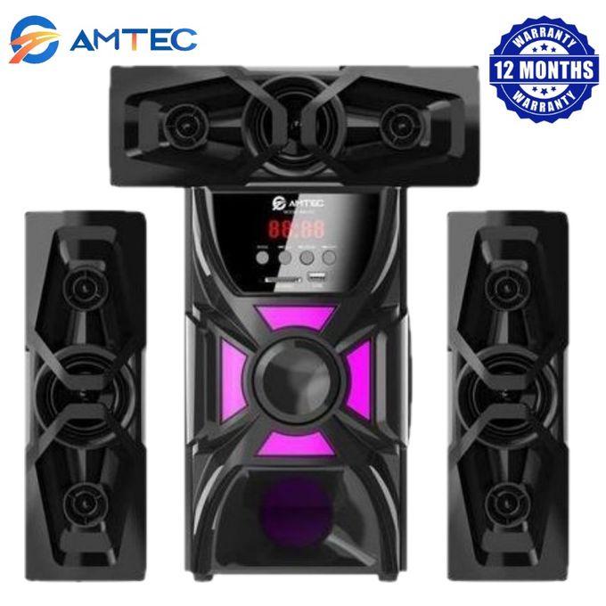 Amtec AM-315 3.1CH Home Theatre System 10000W -Black