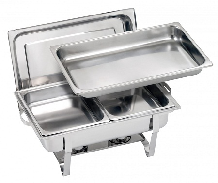 Modern and stylish chafing dish tommy
