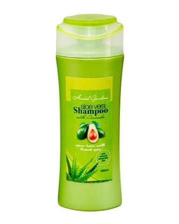 Aloe Vera Shampoo with Avocado 200ml