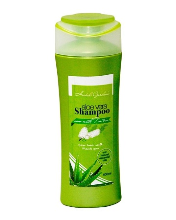 Aloe Vera Shampoo with Tea Tree Oil 200ml