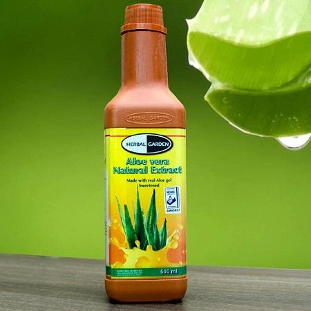 Aloe Vera Sweetened Juice 500ml