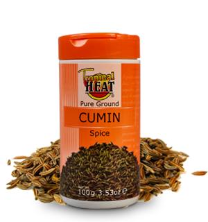 Tropical Heat Cumin Seeds Ground | 100g x 6