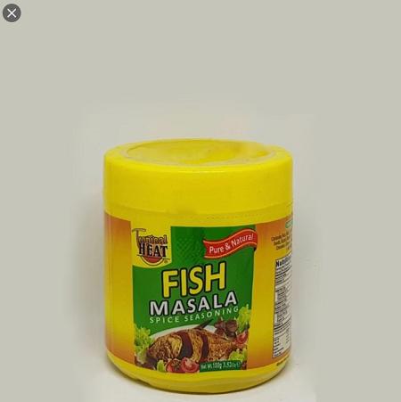 Tropical Heat Fish Masala | 100g x 6