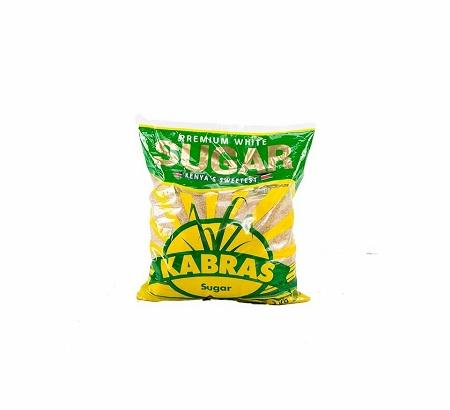 Kabras White Sugar | 2kg x 10