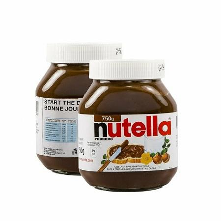 Nutella | 750g (6 pieces)