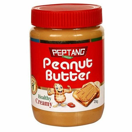 Peptang Smooth Peanut Butter | 800g x 6