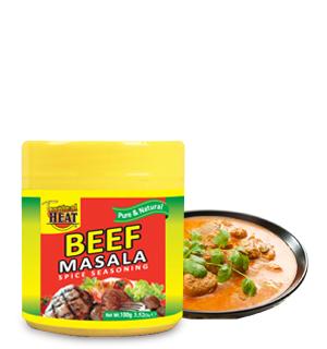 Tropical Heat Beef Masala | | 100g x 6