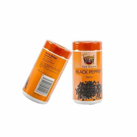Tropical Heat Black Pepper | 100g x 6