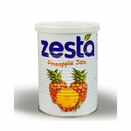 Zesta Pineapple Jam | 1kg x 12