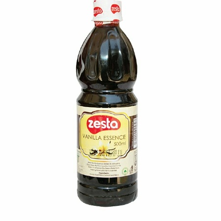 Zesta Vanilla Essence | 500ml x 12