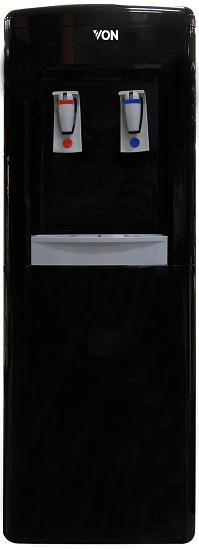 Von VADA2100K Water Dispenser Hot and Normal - Black