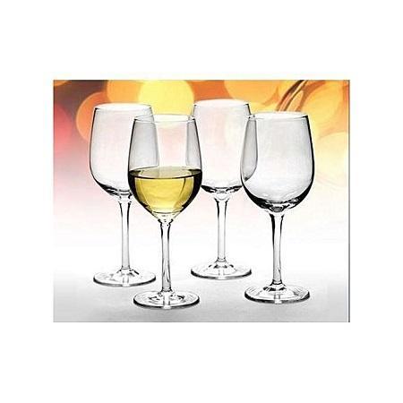 LUMINARC 4pcs Piece Quality Wine Glass