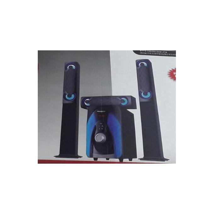 Soundstar D-1971 3.1 CH Sound System USB/SD/FM