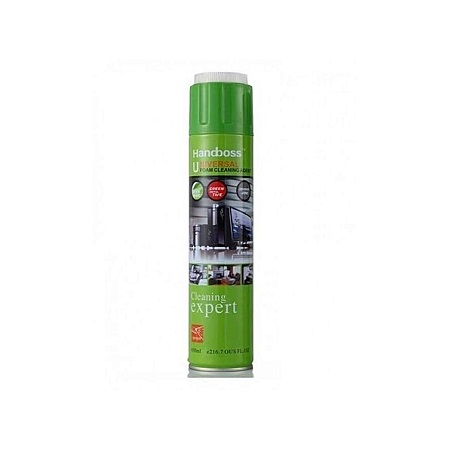 Generic Handboss Foam Cleaner - Green