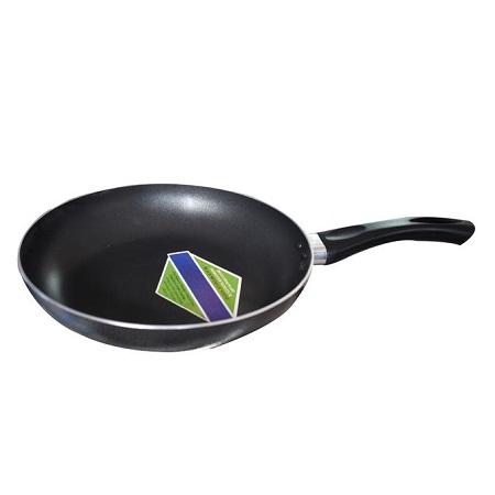 Non stick Deep Frying Pan/Pancake Pan - Black