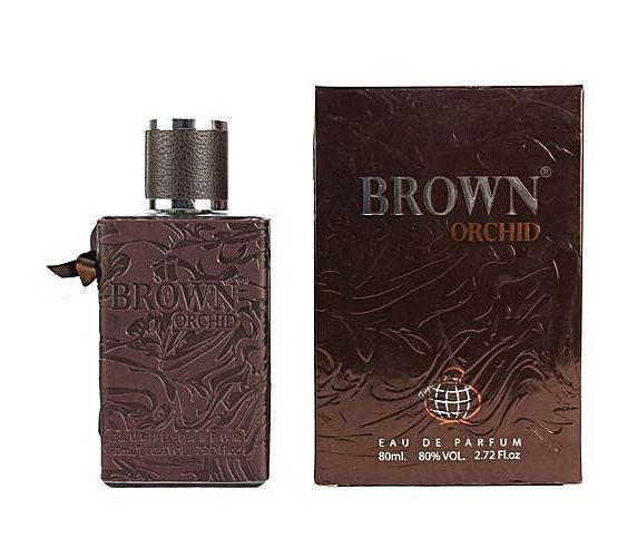 Brown Orchid Perfume Unisex EDP - 80ml