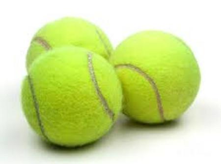 3pcs Tennis Balls