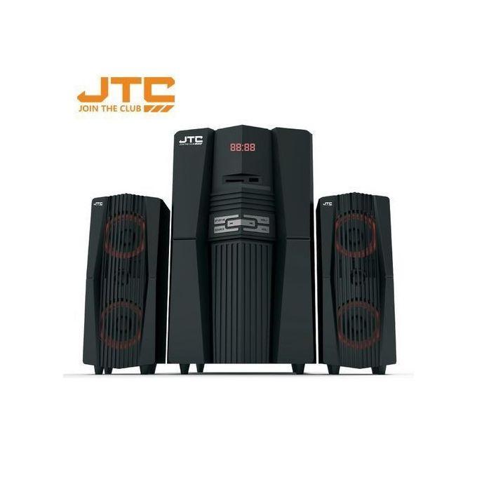 JTC J608+ 2.1CH Speaker System 70W - Black
