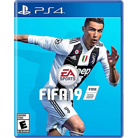 Playstation PS4 Game FIFA 19