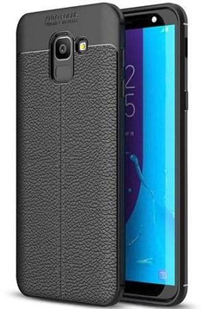 Samsung J6 soft cover
