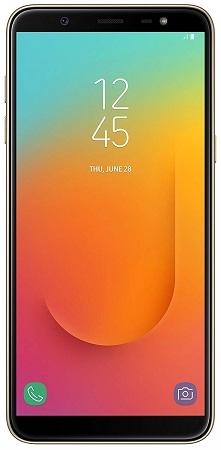 Samsung Galaxy J8 (Gold, 3GB RAM, 32GB Storage)