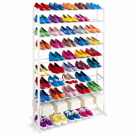 Amazing shoe rack 50 Pairs