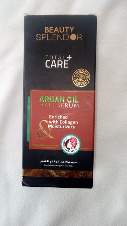 Beauty Splendor Total + Care (Argan Oil Hair Serum)