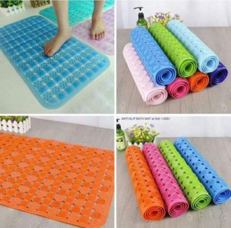 Bathroom Shower Suction Anti-slip Mats