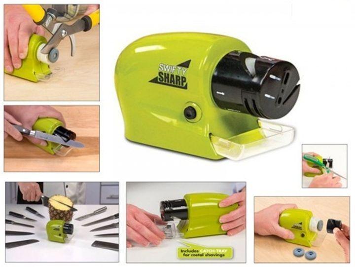 Battery Operated Knife Sharpener