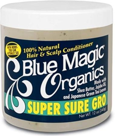 Blue Magic Originals Super Sure Gro