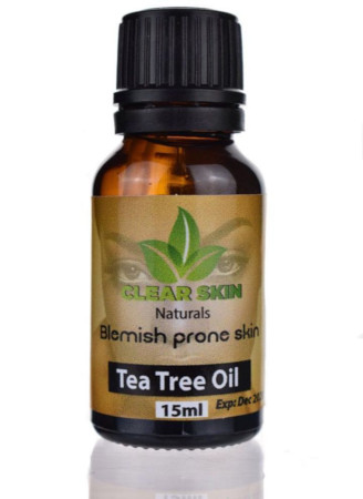 Clear Skin Tea Tree Oil