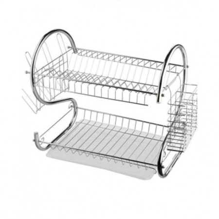 Dish Drainer Drying Rack